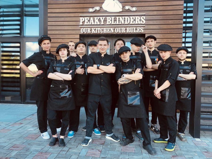 команда ресторана